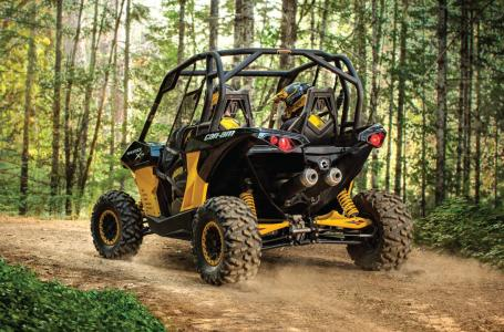 17 500  2013 Can-Am Maverick X rs 1000R