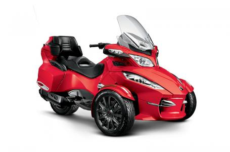 19 999  2013 Can-Am Spyder RT-S - SE5