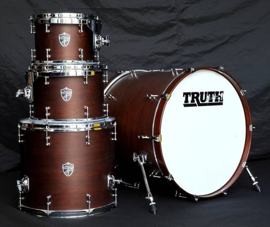 TRUTH Custom Drum Kit $1200 O.B.O - $1200 (Victoria, BC)
