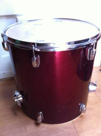 CB SP series floor tom tom drum - $50 (Victoria)