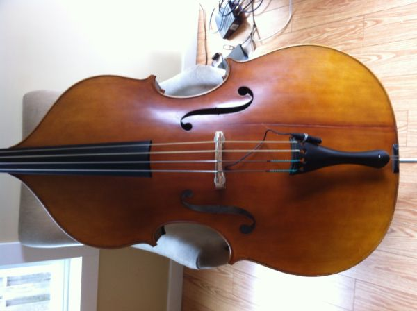 John Juzek Double Upright Acoustic String Bass - $5000 (Gordon Head)