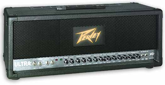 PEAVEY ULTRA PLUS 120 WATT HEAD - $500 (sidney bc)