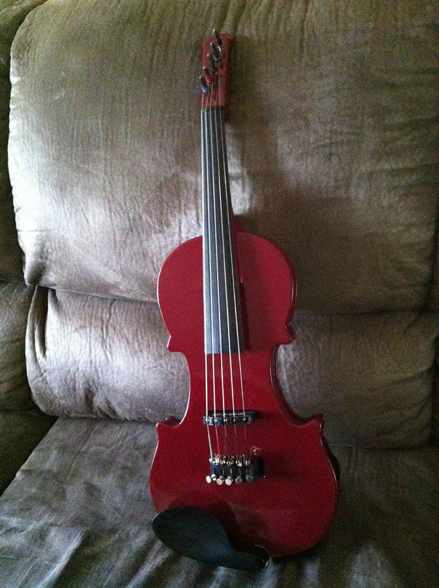 Zeta Jazz Berkeley 5 Strings Electric Violin