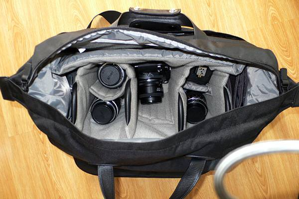 LowePro Classified 250 Camera Bag - $150 (Victoria)