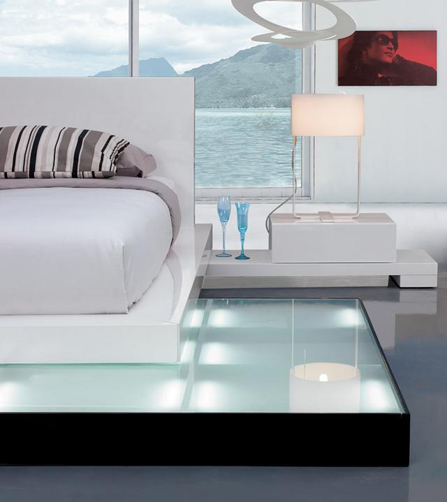 Check Out The New Galaxy Modern Bed Now On Sale0