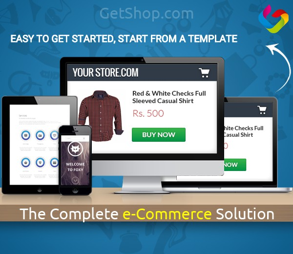 Free eCommerce Store in Minutes