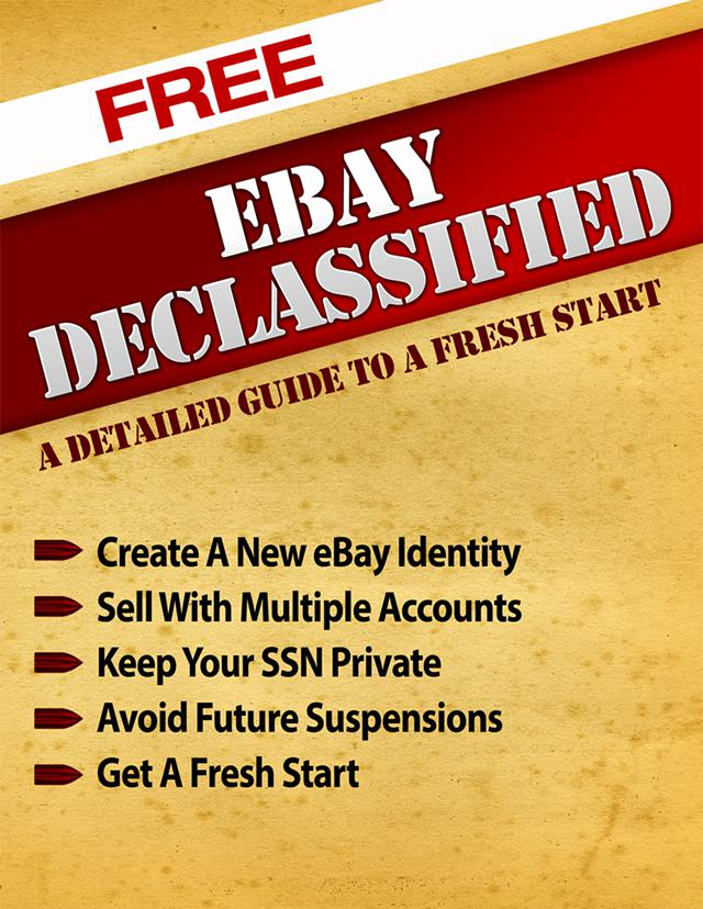 New eBay Stealth Guide 100 FREE