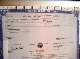 $350, Vehicle Title problem - Do you need a title for a Car Boat Motorcycle or Mobile Home call us now