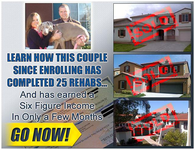 Learn how this couple since enrolling has completed 25 rehabs