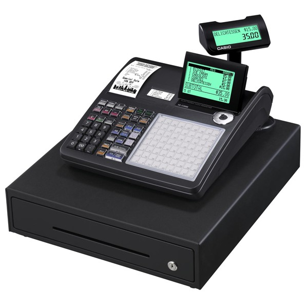 - FREE credit card machine or Cash register system-