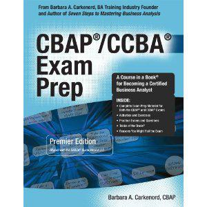 All-Inclusive US  299 IIBA Endorsed CBAP Training January 4th Start