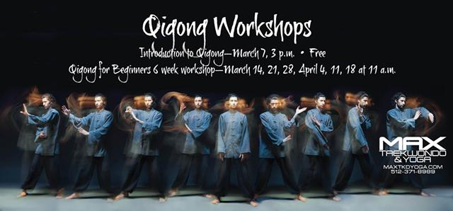 Qigong Workshops