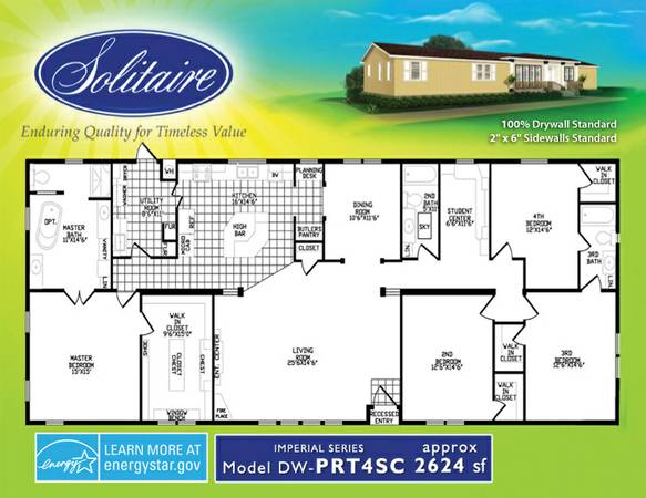 Best Quality Mobile Homes in TEXAS NO PRESSURE TO COME LOOK (SOLITAIRE HOMES TEMPLE TX)