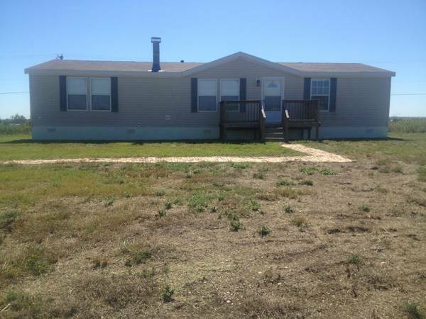x002479900 3br - 1560ftsup2 - Manufactured Home on a 12 acre FHA READY Financing Available (Troy, Texas)
