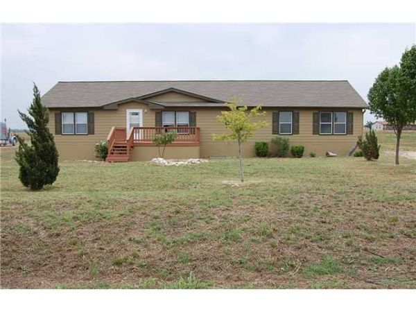 3br - 2001 Redman 3BR2BA on 1 Acre (In-house financing available) (Georgetown)