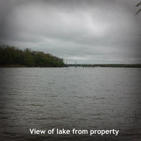 Lake Limestone, TX - Waterfront wooded lot in gated subdivision Beavers Cove
