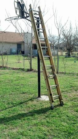 Extension ladder -   x0024 50  Robinson
