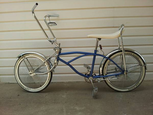 lowrider bike - $250 (temple)