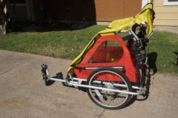 Instep Turbo Elite Bike Trailer - $90 (Lake Shore Dr)