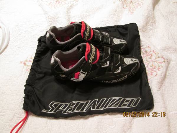 Specialized Carbon sole road shoes -   x0024 65  Bosqueville Waco