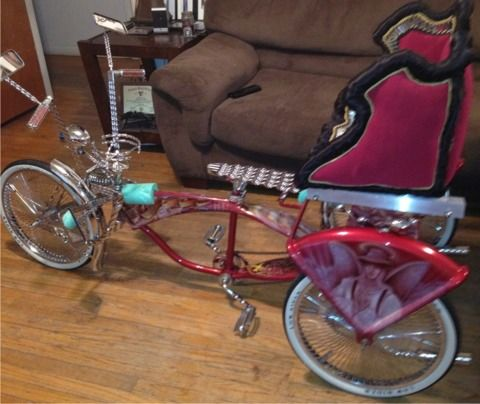 Lowrider bike - $2000 (Temple Texas)