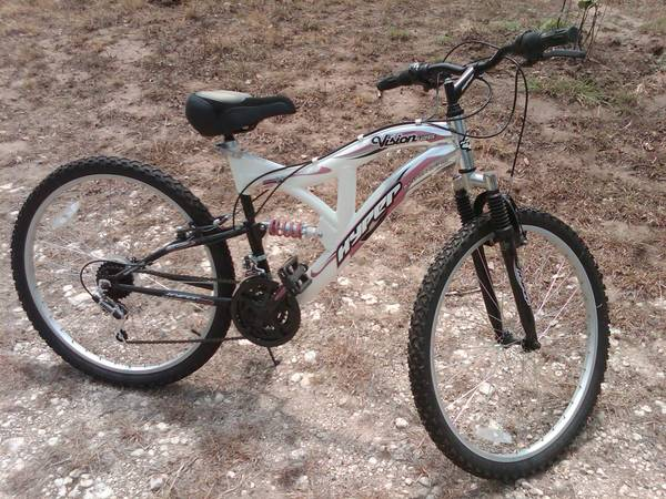VISION 25 BICYCLE FOR SALE - $99 (AUSTIN TX)