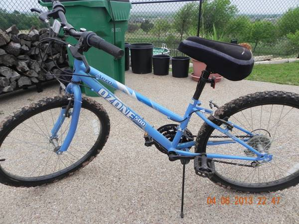 Girls Mountain Bike 24 - $40 (Lorena)
