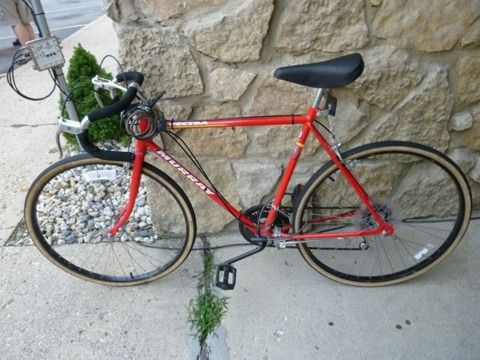 Murray Spectra light 10 speed racer men bike - $1 (waco)