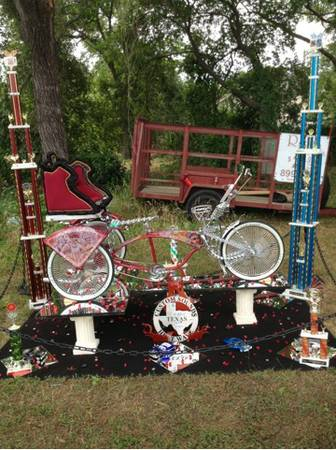 Lowrider bike - $1250 (Temple Texas)