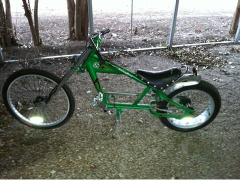 Schwinn Stingray American Chopper Bicycle - $125 (Elm Mott)