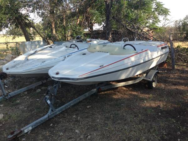 2 jetboat ultranautics jetstar - $1500 (crawford)
