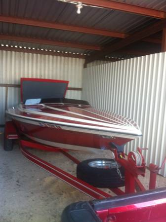 Jet Boat - 21 FT Taylor Craft LP - $8200 (Central Texas)