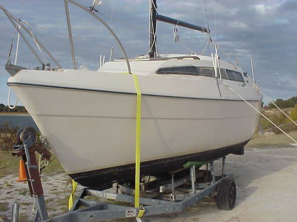 Bayliner Sailboat - $2700 (Lake Whitney Marina)