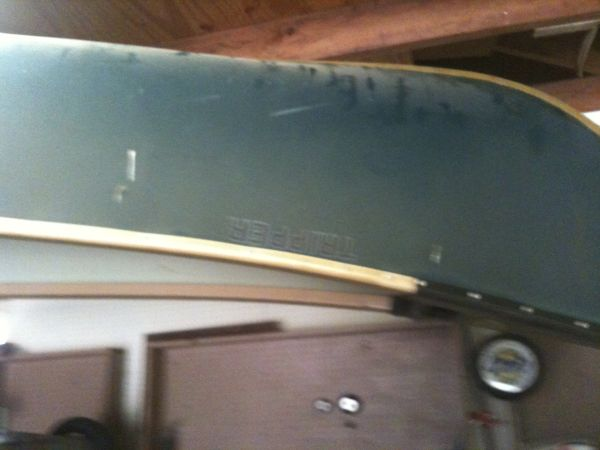old town canoe (tripper) 17 - $300 (lake whitney)