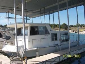 1979 Fisher Craft House Boat - $10000 (Lake Waco Marina)