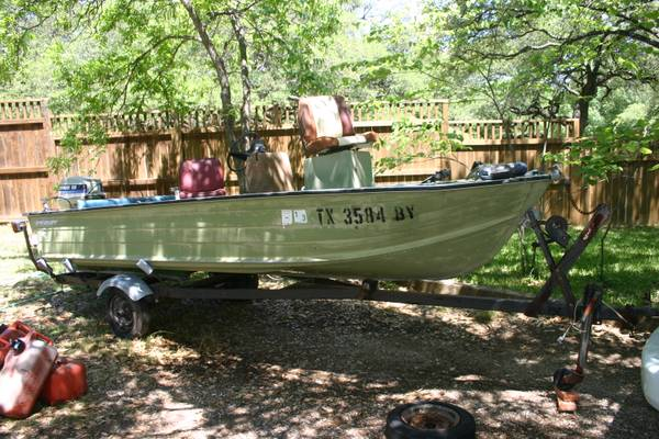 1971 Starcraft 15ft - $275 (Waco)
