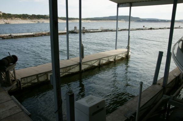 Boat Slip For Lease On Lake Travis - $400 (Lake Travis Marina)