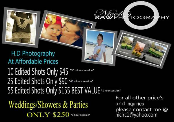 Affordable Photography  Burleson