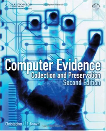 Computer Evidence book - $20 (TSTC)