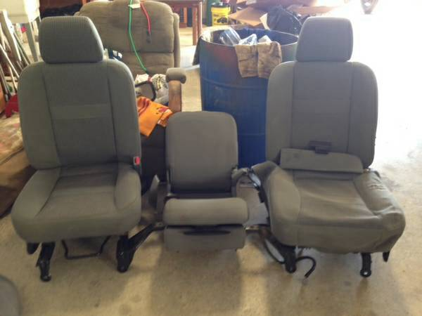 Dodge Truck Seats 2005-2008 -   x0024 450  Covington