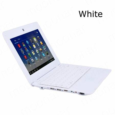 10 Android 4.1 OS DDR3 4GB WIFI Camera Laptop Notebook Mini Netbook - $100 (rosebud)