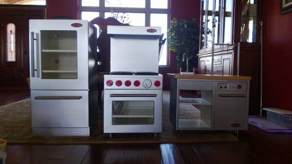 Pottery Barn Pro Chef Kitchen For Sale