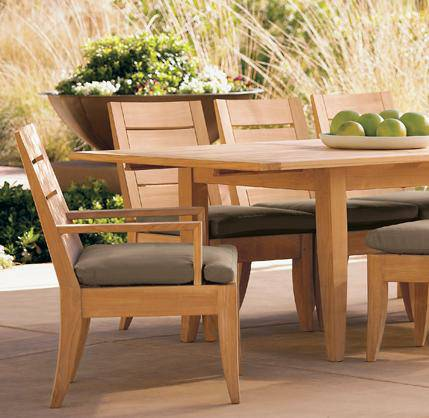 New TEAK Outdoor Furniture - Attractive Teak (Waco)