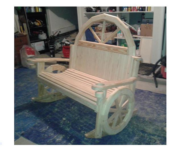 295  Rocker Benches for Sale -  295
