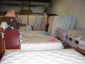 Mattress Warehouse - $147 (Between Temple and Troy)