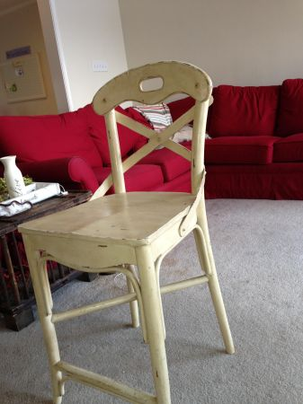 5 pier one bar stools - $200 (Woodway)