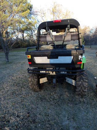 Arctic Cat 4x4 Side-by-Side Prowler Sharp 2006 - $7000 (WacoGroesbeck)