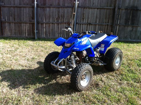 2005 Yamaha blaster for pop up cer - $2500 (Mesquite)