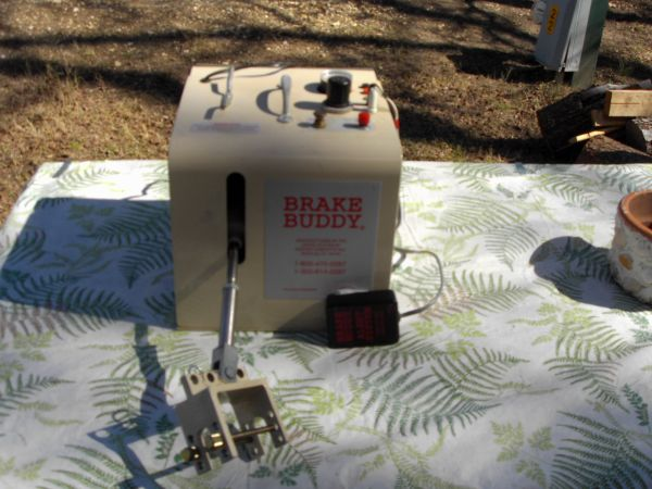 Brake Buddy - $325 (Waco, TX)