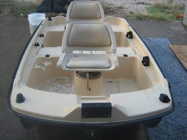TWO MAN BOAT - $500 (VALLEY MILLS)